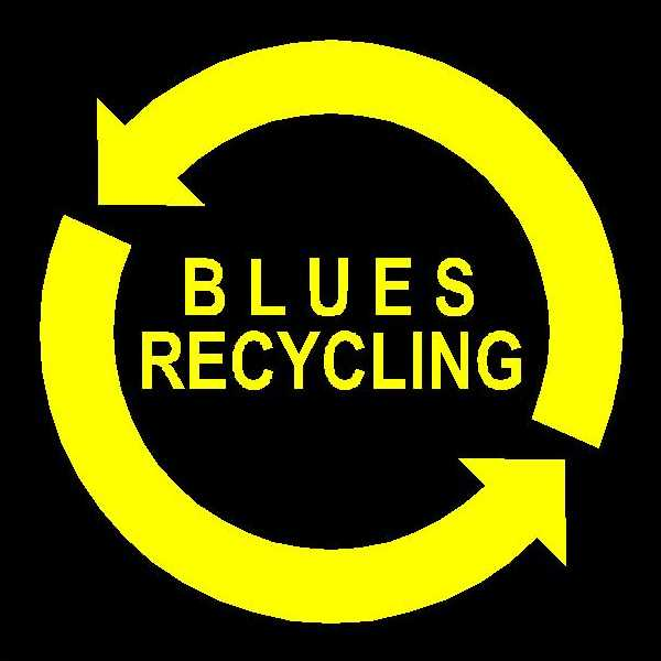 Blues Recycling - Logo